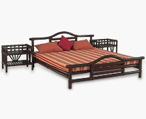 View Laguna Bed Set With Side Tables