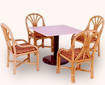 View Dining Sets with Samurai Chairs