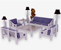 View Cocos Sofa Set