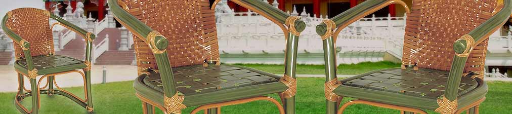 English Silver Chair