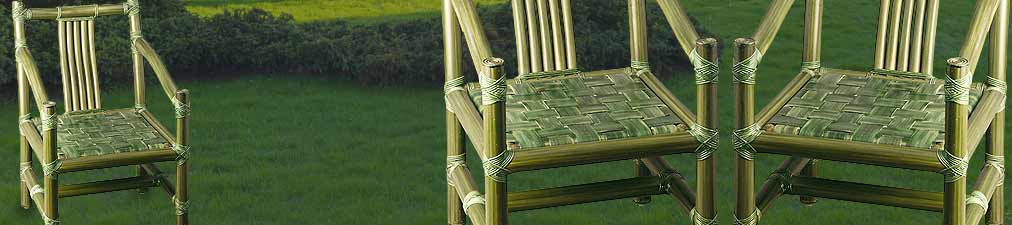 Cocos Green Chair