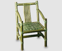 View Cocos Green Chair