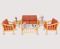 View Fiji 2+2 Seater Sofa Sets Bentwood