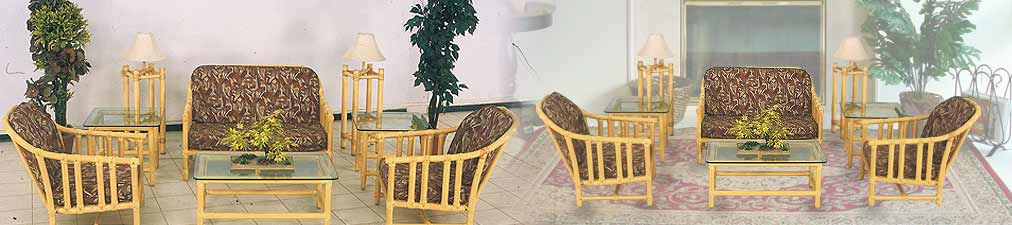 Bali Sofa Set - BL12
