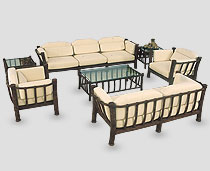 View Fiji Sofa Set - C
