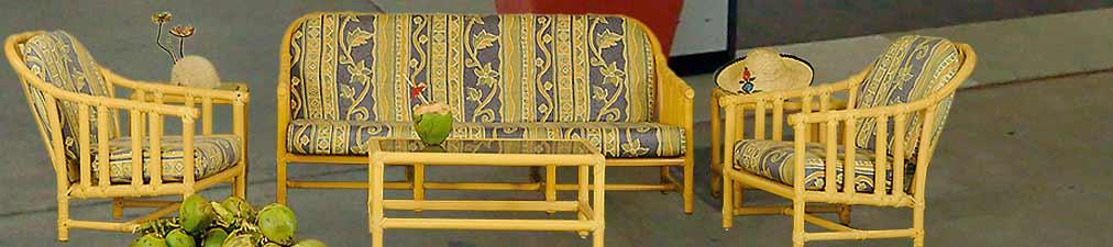 Bali Sofa Set - BL